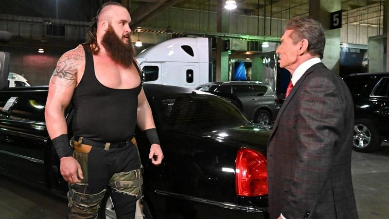 Why was this big time Universal Championship match called off?