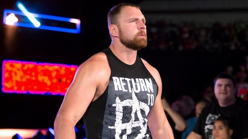 Ambrose could be on his way out of the WWE