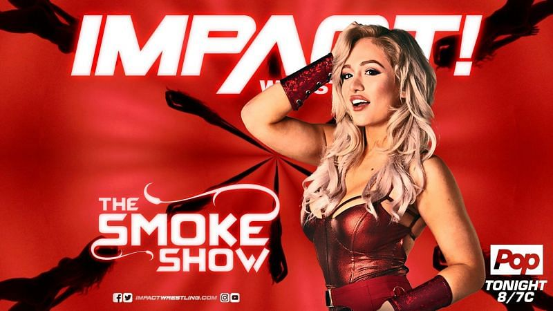 Scarlett Bordeaux has taken Impact by storm!