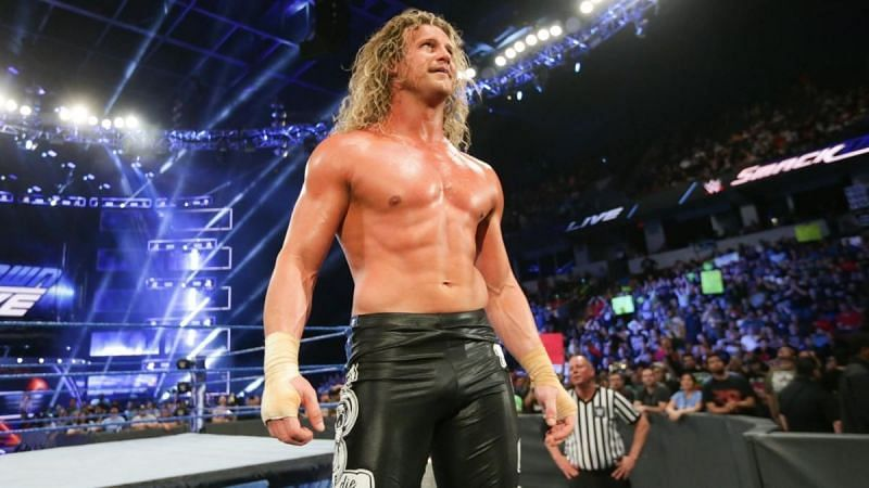 Ziggler is one of the talented wrestlers on RAW