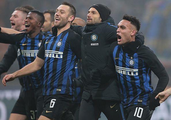 Can the Nerazzurri make it eight successive wins at home in the league?