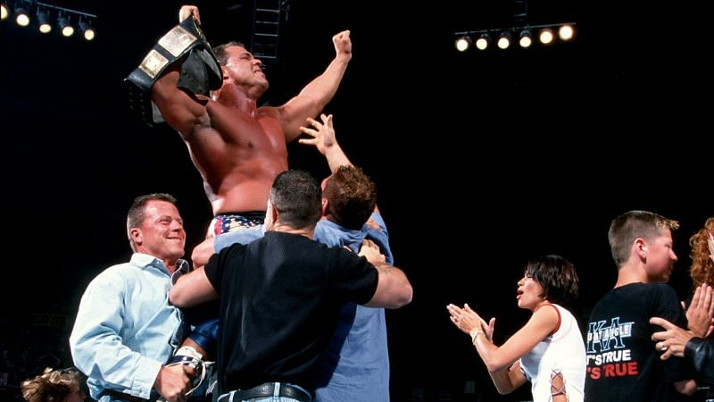 Page 5 - 5 WWE matches that were affected by real-life events