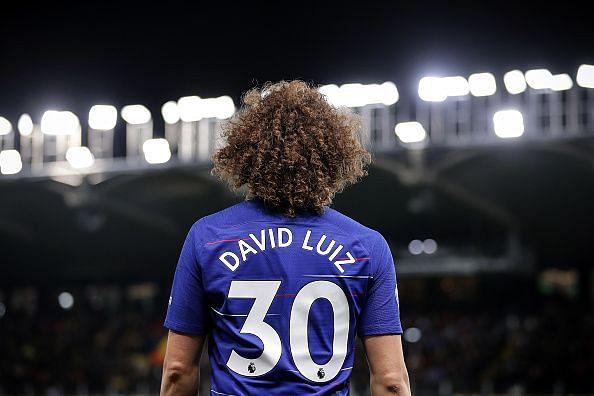 Luiz enjoyed a memorable evening