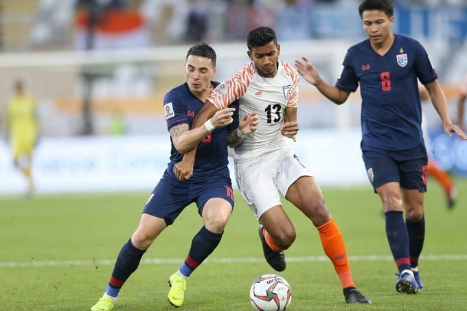 Ashique is a vital cog in the Indian side