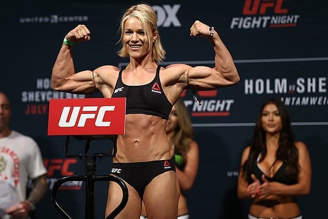 Felice Herrig moonlights as a model and a cosplayer