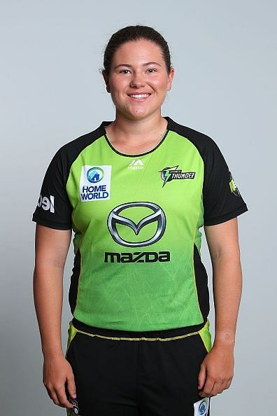 Sydney Thunder WBBL Headshots Session