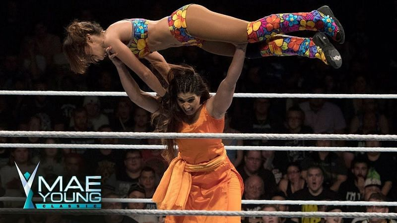 Kavita Devi returned back home to India to select WWE