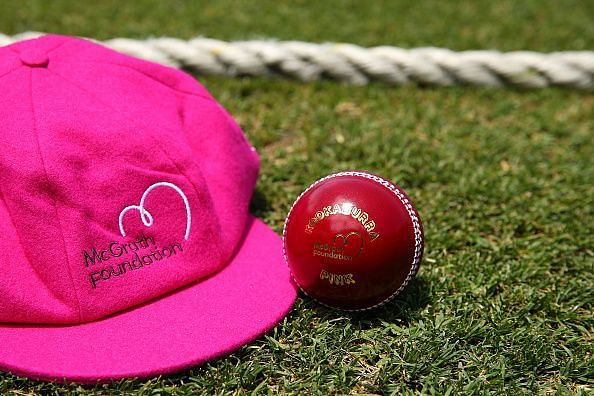 Australia Vs India 2018 19 The Reason Why The Scg Test Is Called Pink Test