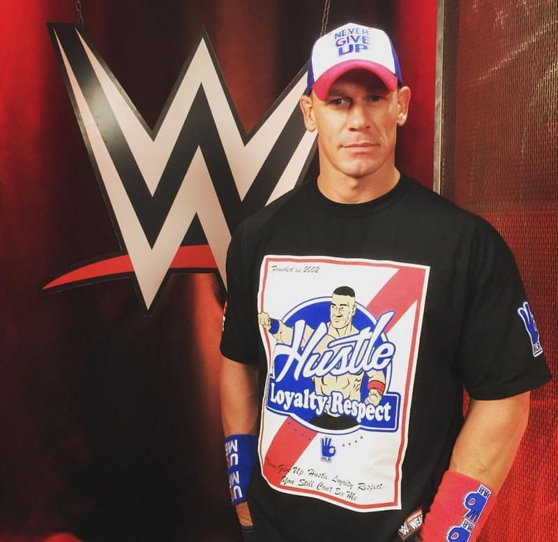 Page 3 - 5 Reasons Why John Cena Should Break The All-Time