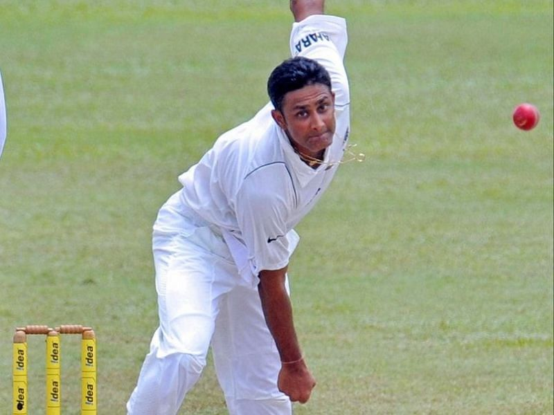 The biggest match-winner, Anil Kumble