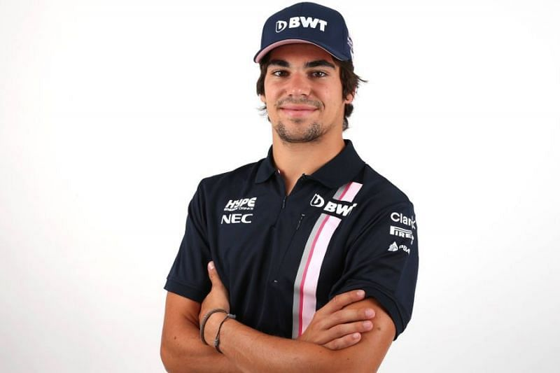 Lance Stroll to team up with Sergio Perez at Racing Point for 2019