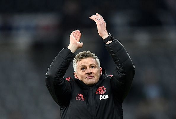 Ole Gunnar Solskjaer is set to play a major role at Old Trafford