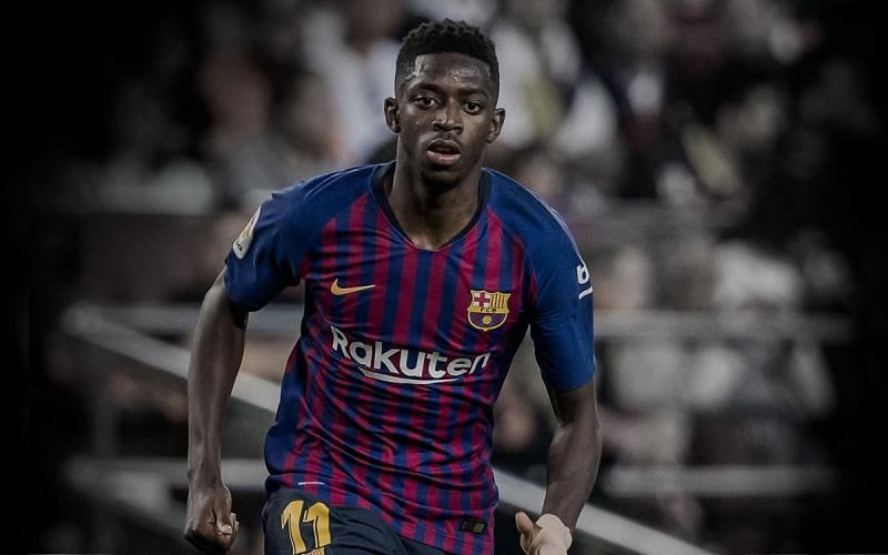 Man City could make a shocking swoop for Dembele in January.