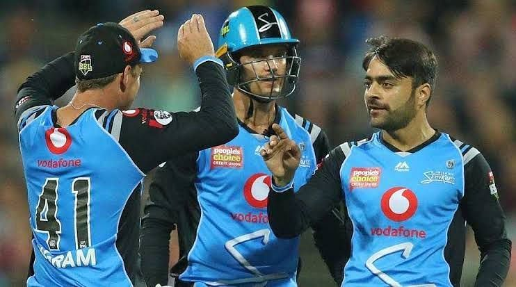 Rashid Khan will once again prove to be the trump card for the Strikers