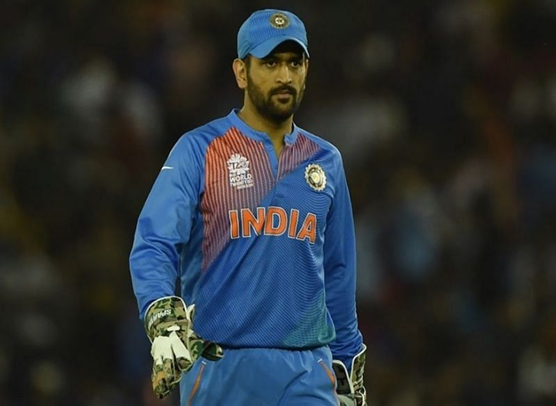Dhoni has led India in six World T20s so far