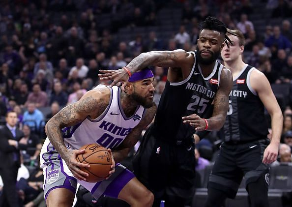 The Detroit Pistons will host the young Sacramento Kingson Saturday night