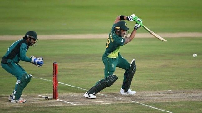 South Africa Vs Pakistan 5th ODI Hosts Seal The Series