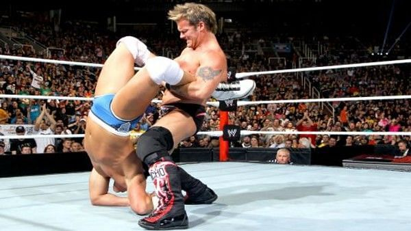 It tamed every wrestler around