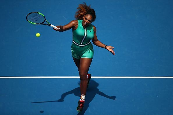 All eyes will be on Serena vs Bouchard on Day 4