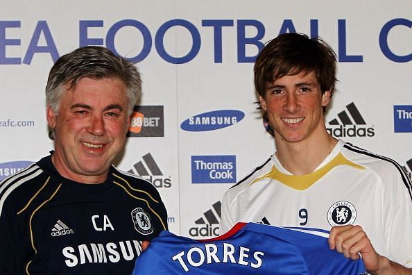 Torres is the archetypical definition of a January transfer flop