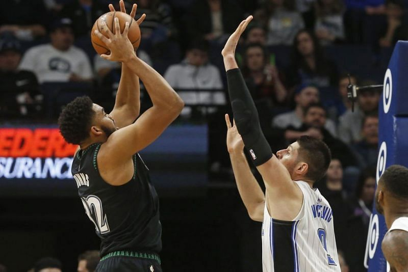 Towns is on the path to be an All-Star for the second year in a row