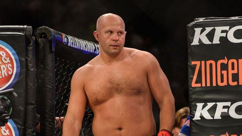 Fedor Emelianenko will be fighting in Bellator 214