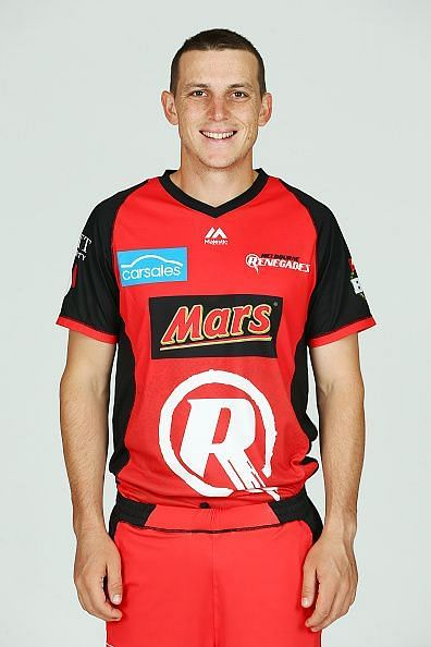 Melbourne Renegades BBL Headshots Session