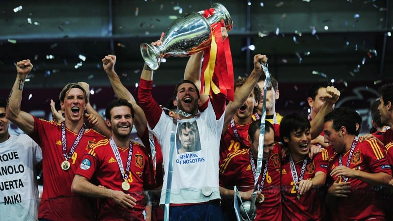 Players like Ramos have won it all for club and country