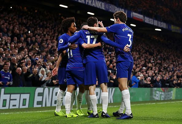 Chelsea will be looking for a top-four finish this season under new management