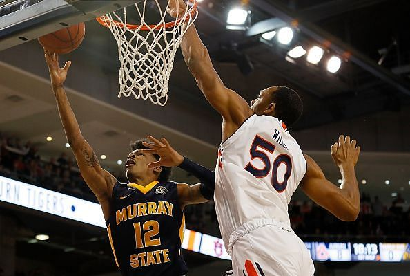 Morant is having a great second year at Murray State