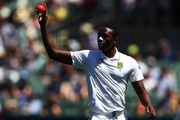Australia v South Africa - 3rd Test: Day 2 : News Photo