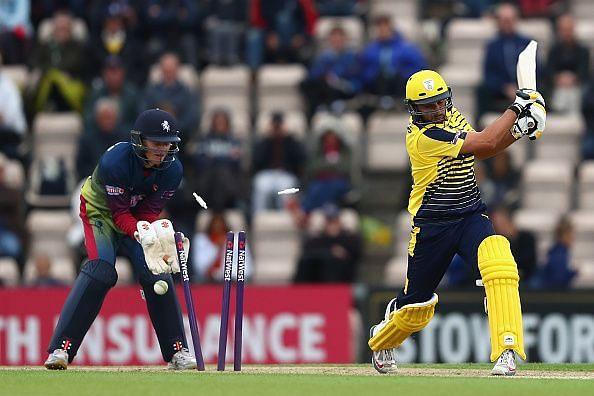 Hampshire v Kent - NatWest T20 Blast