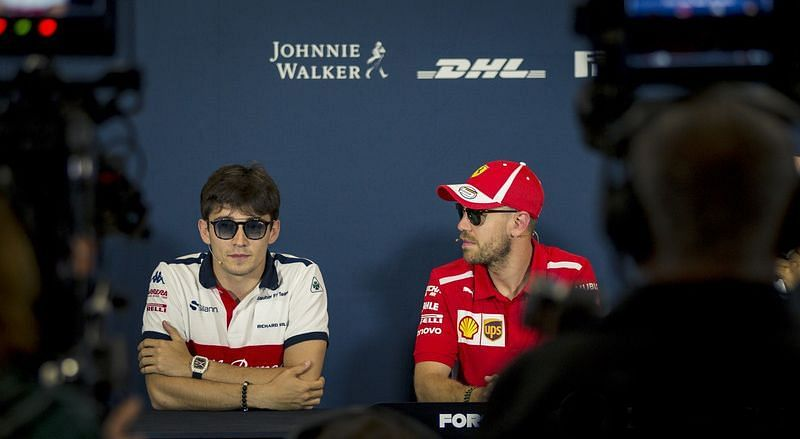 Ferrari have both youth and experience