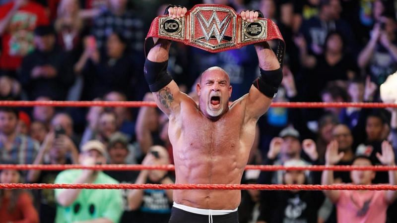 Could Goldberg have a role in All Elite Wrestling?