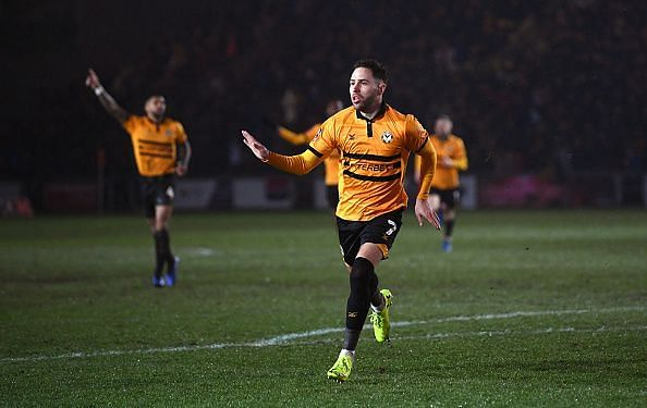 Newport County remarkably won against Middlesbrough in their fourth-round FA Cup replay