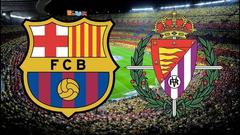 Barcelona vs Real Valladolid