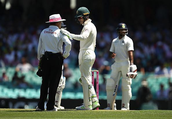 Cricket and DRS is not the perfect love story, yet