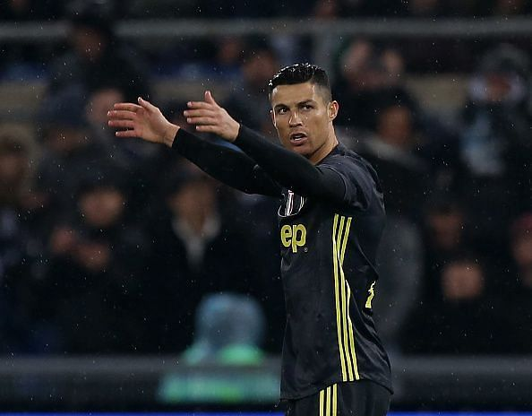Cristiano Ronaldo possesses an unquenchable thirst to be the best in the game