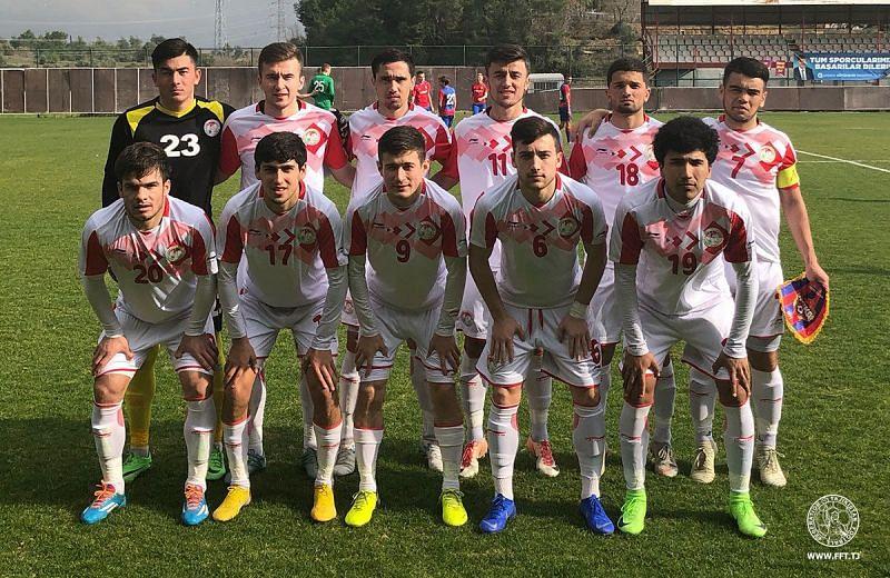 Tajikistan U-23 team held the U-21 team of CSKA Moscow to 1-1