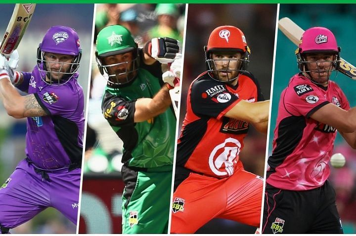 Big Bash league 08