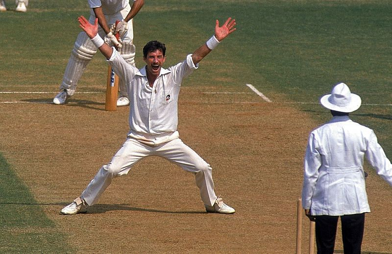 Sir Richard Hadlee is one of the greatest all-rounders in the history of the game