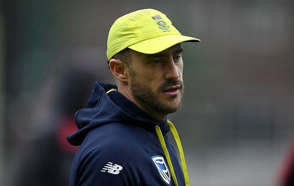 South African captain Faf du Plessis will play for CSK in IPL 2019