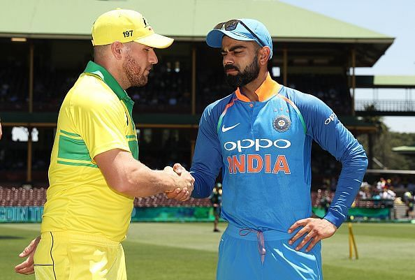 India Vs Australia 2019 Squads And Teams Complete List Of Players