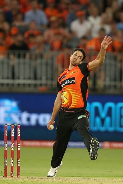 BBL - Scorchers v Renegades