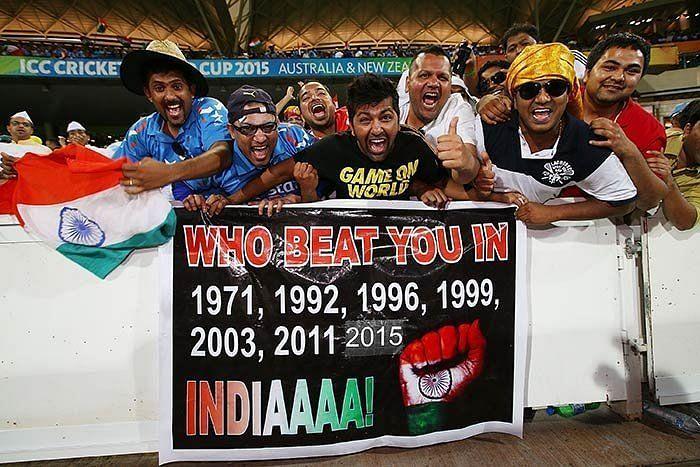 India vs Pakistan, World Cup 2015