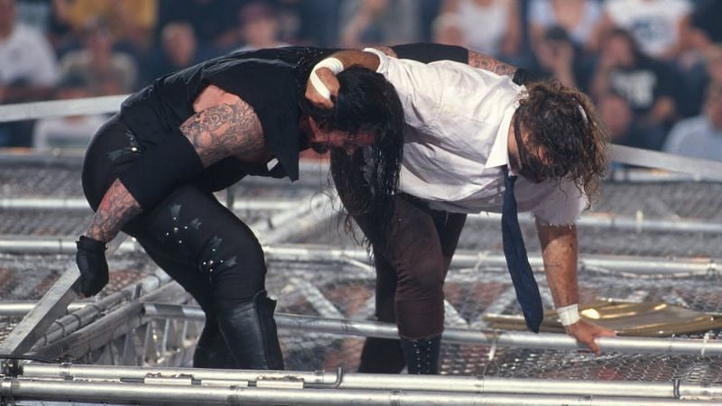 This may well go down as one of the greatest professional wrestling bouts of all-time