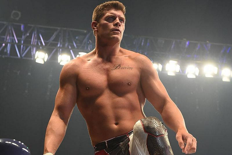 Cody has achieved tremendous success since leaving WWE