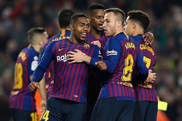 Will FC Barcelona be the next big name to falter at the Groupama Stadium?