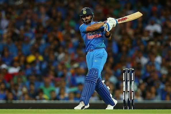 Virat Kohli will play a key role when India face off against Australia