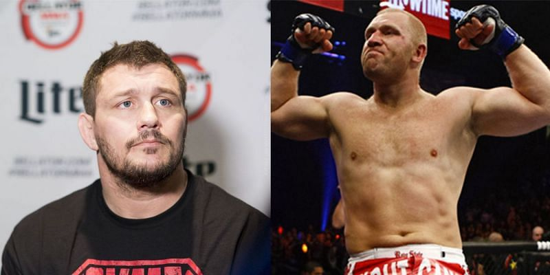 Bellator 215: Mitrione vs Kharitonov